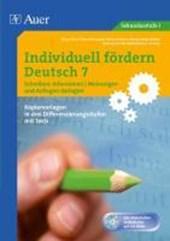 Individuell fördern 7 Schreiben: Informieren