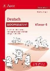 Deutsch kooperativ Klasse 4