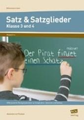 Satz & Satzglieder - Klasse 3 und