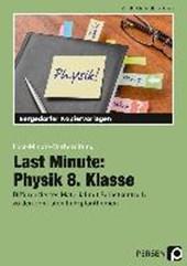 Last Minute: Physik 8. Klasse