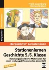 Stationenlernen Geschichte 5./6. Klasse, Band