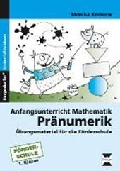 Anfangsunterricht Mathematik: Pränumerik