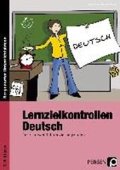 Lernzielkontrollen Deutsch 7./8. Klasse