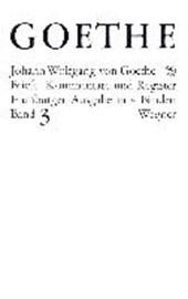 Die Briefe der Jahre 1805-1821