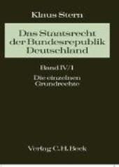 Das Staatsrecht der Bundesrepublik Deutschland