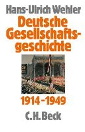 Deutsche Gesellschaftsgeschichte 1914 -