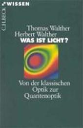 Was ist Licht?
