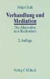 Verhandlung und Mediation
