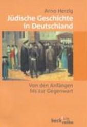 Jüdische Geschichte in Deutschland