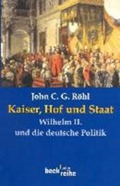 Kaiser, Hof und Staat