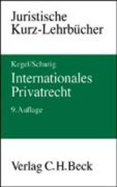 Internationales Privatrecht | Gerhard Kegel |