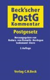 Beckscher PostG - Kommentar
