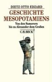 Geschichte Mesopotamiens