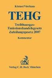Treibhausgas-Emissionshandelsgesetz (TEHG) - Zuteilungsgesetz