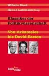 Klassiker der Politikwissenschaft
