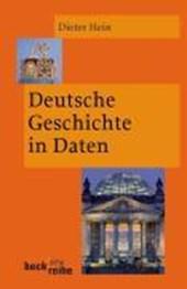 Deutsche Geschichte in Daten
