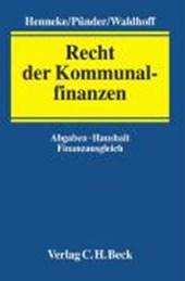 Recht der Kommunalfinanzen