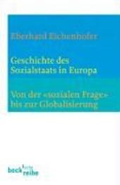 Geschichte des Sozialstaates in Europa