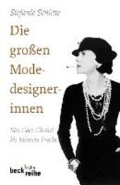 Die großen Modedesignerinnen