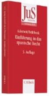 Einführung in das spanische Recht
