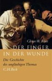 Der Finger in der Wunde | Glenn W. Most |