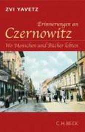 Erinnerungen an Czernowitz