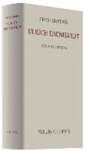 Festschrift für Ulrich Eisenhardt zum 70. Geburtstag