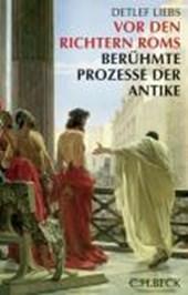 Vor den Richtern Roms