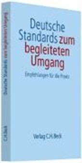 Deutsche Standards zum begleiteten Umgang