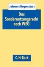 Das Sondernutzungsrecht nach WEG