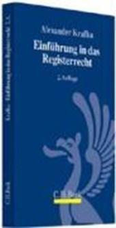 Einführung in das Registerrecht