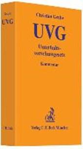UVG - Unterhaltsvorschussgesetz