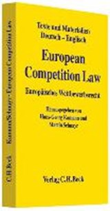 European Competition Law | auteur onbekend |