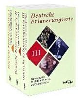 Deutsche Erinnerungsorte. 3 Bände