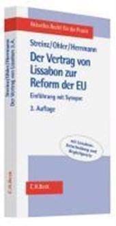 Der Vertrag von Lissabon zur Reform der EU
