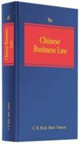 Chinese Business Law | auteur onbekend |