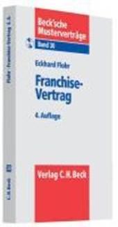 Franchise-Vertrag