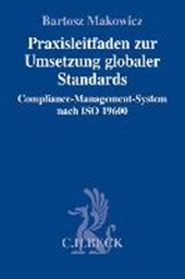 Globale Compliance Management Standards