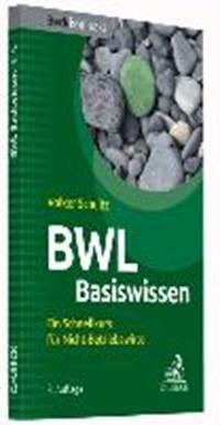 Schultz, V: BWL Basiswissen | Volker Schultz |