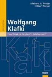 Wolfgang Klafki