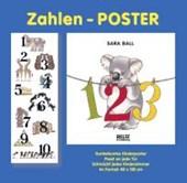 Zahlen-Poster