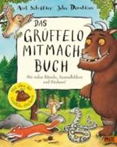 Der Grüffelo. Das Grüffelo-Mitmachbuch