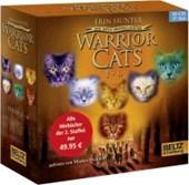 Warrior Cats Staffel 2. Die neue Prophezeiung. Bände 1-6