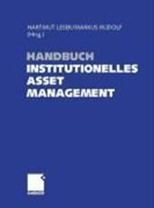 Handbuch Institutionelles Investment