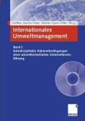 Internationales und interdisziplinäres Umweltmanagement in Zukunftsmärkten
