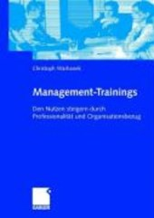 Management - Trainings | Christoph Warhanek |