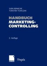 Handbuch Marketingcontrolling | auteur onbekend |