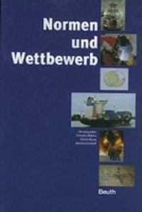 Normen und Wettbewerb | auteur onbekend |