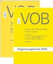 Paket VOB Gesamtausgabe 2012 + VOB Ergänzungsband