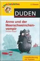 Anna und der Meerschweinchenvampir (2. Klasse)